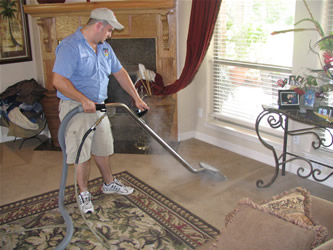 American Steam-A-Way Carpet Cleaning